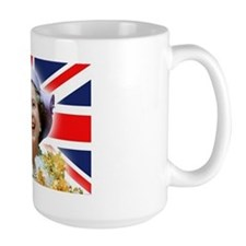 HM Queen Elizabeth II Mugs