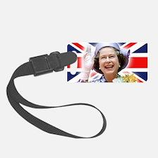 HM Queen Elizabeth II Luggage Tag