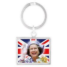 HM Queen Elizabeth II Keychains