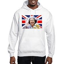 HM Queen Elizabeth II Jumper Hoody