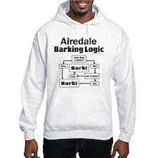 Airedale logic Hoodie