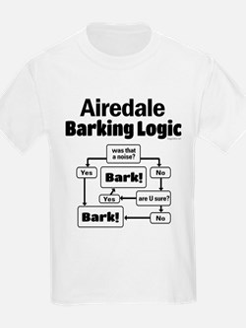 Airedale logic T-Shirt