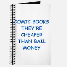 comic books Journal