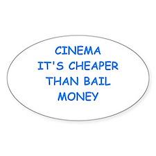 cinema Decal