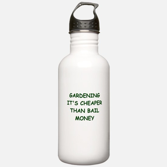 gardening Water Bottle