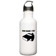 Custom Whistle Water Bottle