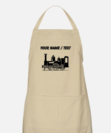 Custom Locomotive Apron