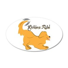Goldens Rule! Wall Decal