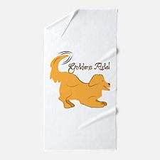 Goldens Rule! Beach Towel