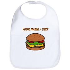 Custom Hamburger Bib