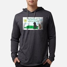 labradoodle Long Sleeve T-Shirt