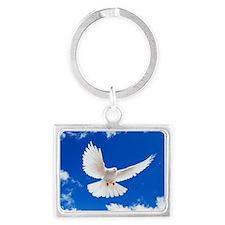 Purity Dove Keychains