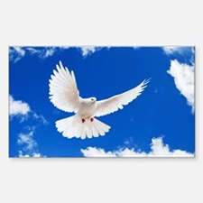 Purity Dove Decal