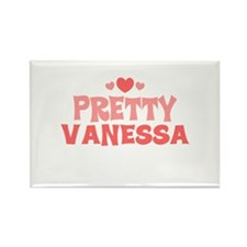 Vanessa Rectangle Magnet