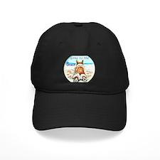 Cool Surf dog Baseball Hat