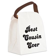 Cool Cousin Canvas Lunch Bag