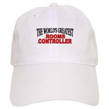 """""""The World's Greatest Rooms Controller"""" Baseball Cap"""