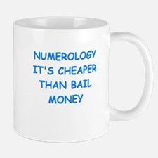 numerology Mugs