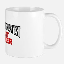 """The World's Greatest Valet Parker"" Mug"