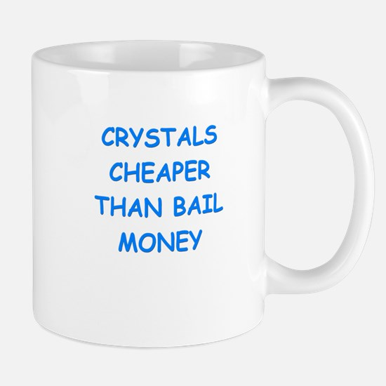 crystals Mugs