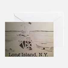 Long Island, N.Y. Greeting Card