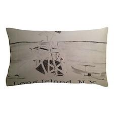 Long Island, N.Y. Pillow Case