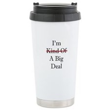BIG DEAL Travel Mug
