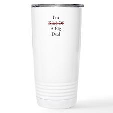 BIG DEAL Travel Coffee Mug