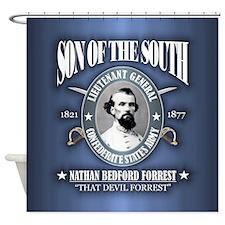 SOTS2 Forrest 2 Shower Curtain
