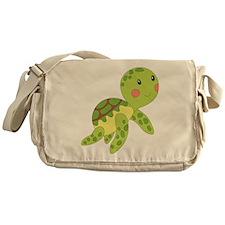Baby Floating Turtle Messenger Bag