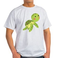 Baby Floating Turtle T-Shirt