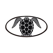 Black Turtle Patches