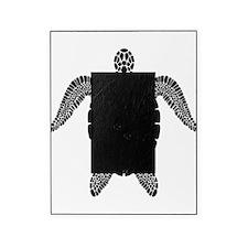 Black Turtle Picture Frame