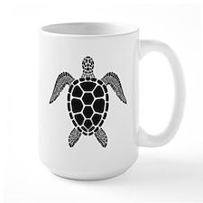 Black Turtle Mugs