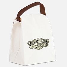 Cute Submarine Canvas Lunch Bag