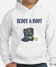 Scoot A Boot Hoodie