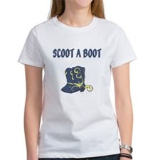 Scoot A Boot Tee