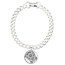 Black Hawaiian Turtle-2 Bracelet