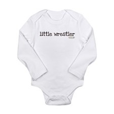 little wrestler Body Suit