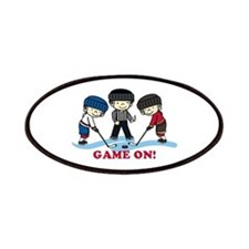 Game On Patches