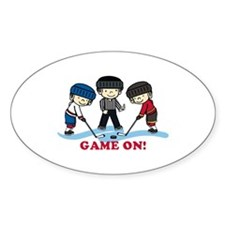 Game On Decal