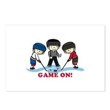 Game On Postcards (Package of 8)
