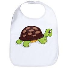 Walking Turtle Bib