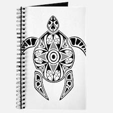 Black Hawaiian Turtle-4 Journal