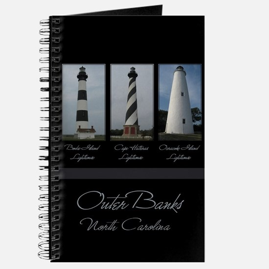 Outer Banks Lighthouses Notebook