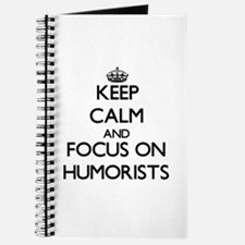 Funny Comedienne Journal