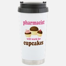 Cute Pharmacist Stainless Steel Travel Mug