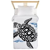 Turtles Twin Duvet Covers
