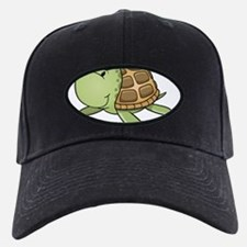 Cartoon Turtle-2 Baseball Hat