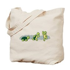 Trio of Turtles-2 Tote Bag